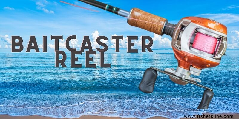 baitcaster reel