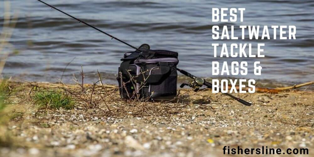 Best Saltwater Tackle Bags & Boxes