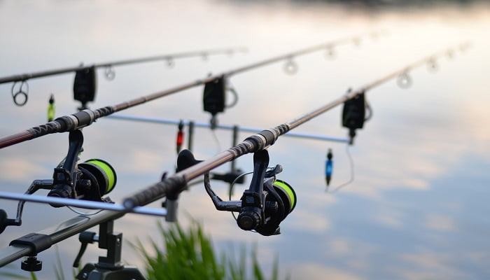 best Spinning rods under 100