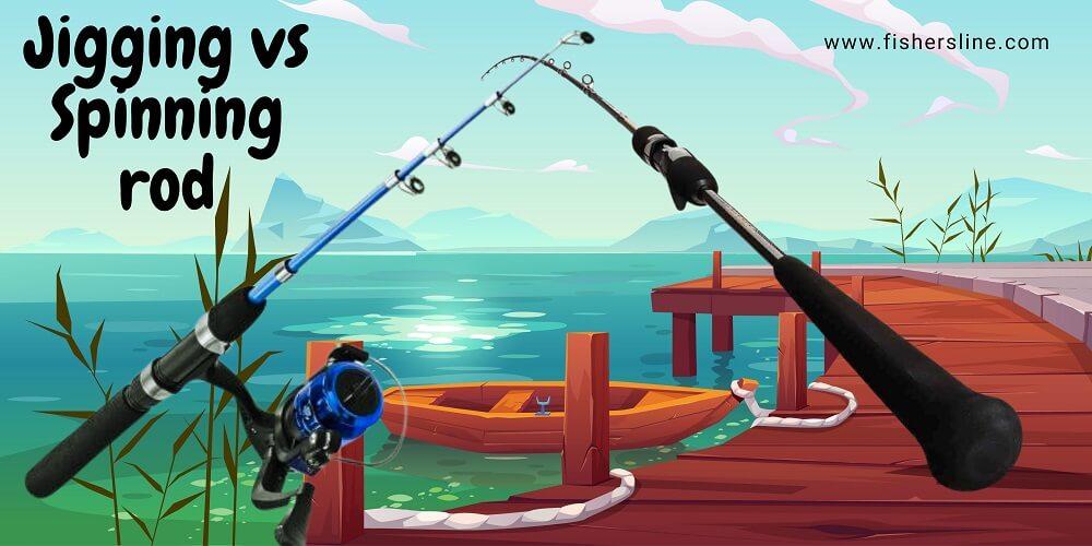 Jigging-vs-Spinning-rod