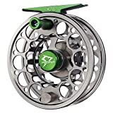 Piscifun Sword Fly Fishing Reel with CNC-machined Aluminum Alloy Body