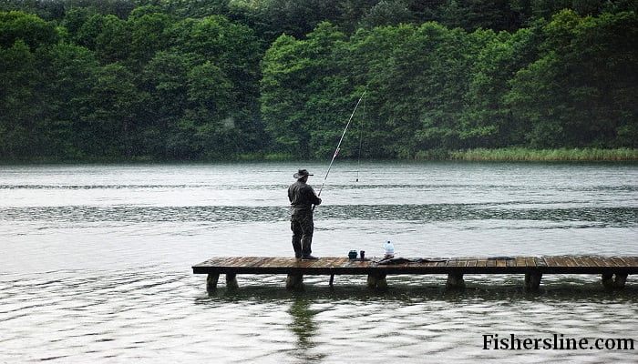 How to Set up Fishing Rod for Lake Fishing