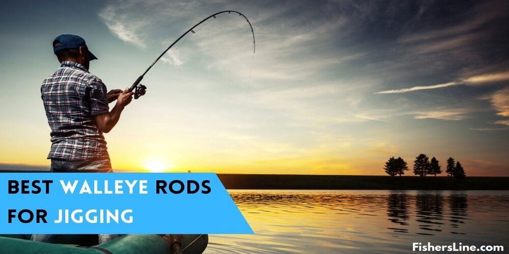 best walleye rods for jigging